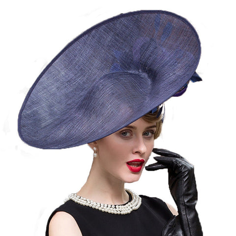 Royal Statement Fascinator