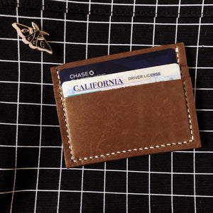 Valle Wallet - Brown