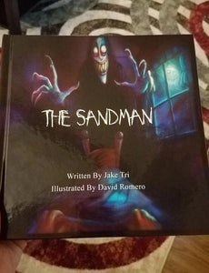 The Sandman Hardcover Book