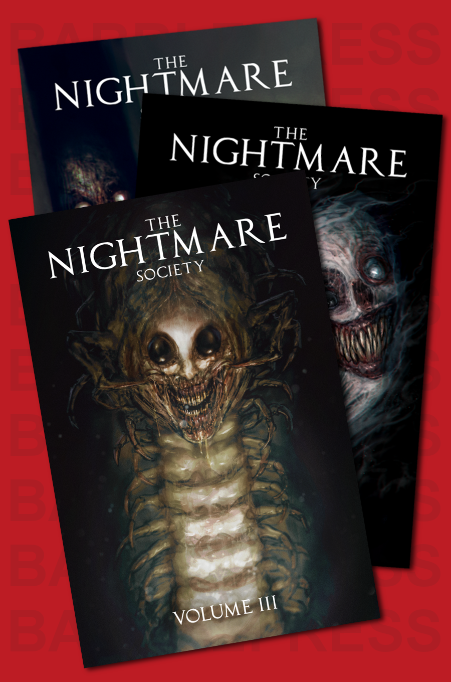 The Nightmare Society Trilogy