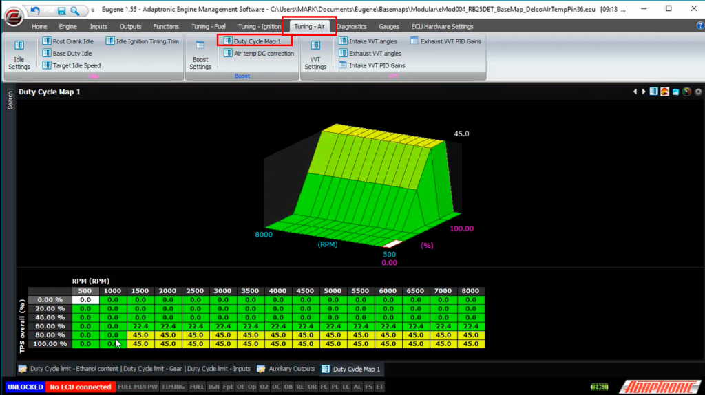 How to Setup Open Loop Boost Control on Modular ECUs