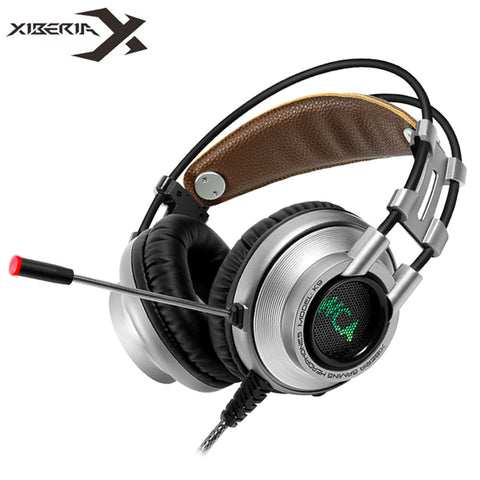 XIBERIA K9 Gaming Headphones with Mic / LED Breath Light