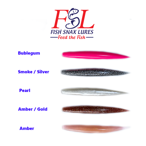 Albie Snax - 6 Pack - Fish & Tackle
