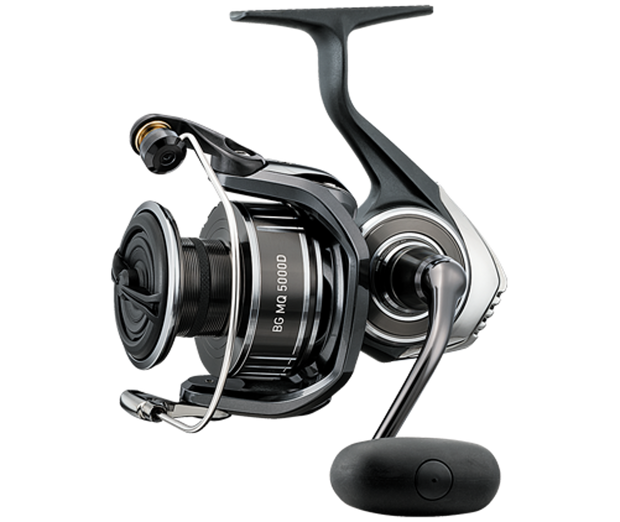 Daiwa - BG MQ Spinning Reel - Fish & Tackle