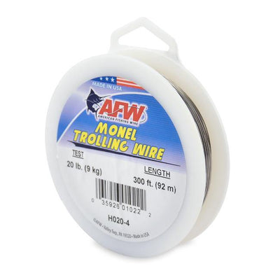 AFW Monel Trolling/Rigging Wire
