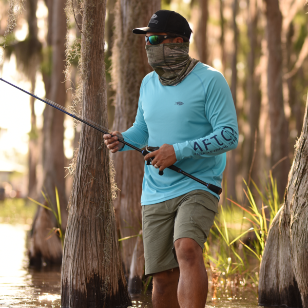 AFTCO Stealth Boardshorts - Fish & Tackle