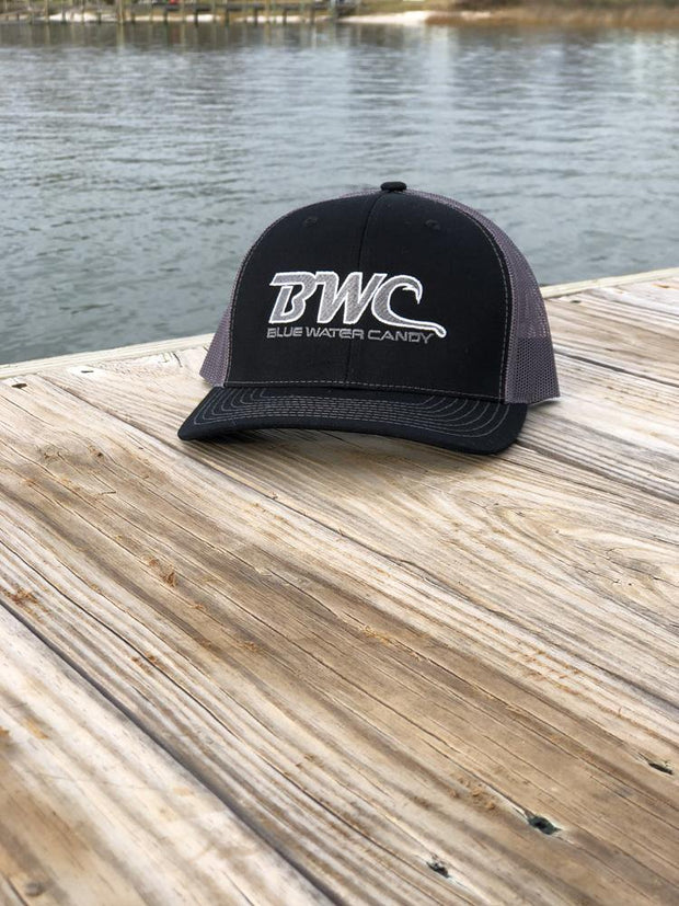 Blue Water Candy Truckers Hat - Fish & Tackle