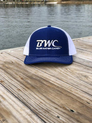 Blue Water Candy Truckers Hat