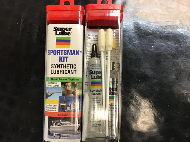 SuperLube Sportsman Kit Synthetic Lubricant