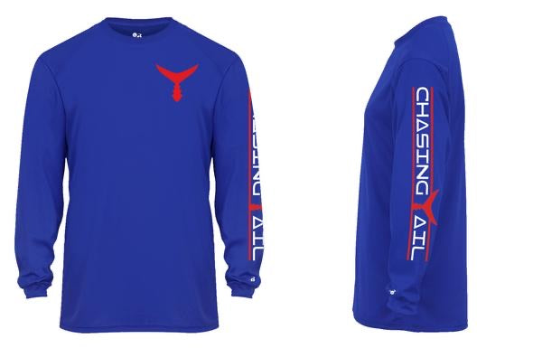 Chasing Tail Performance Long Sleeve