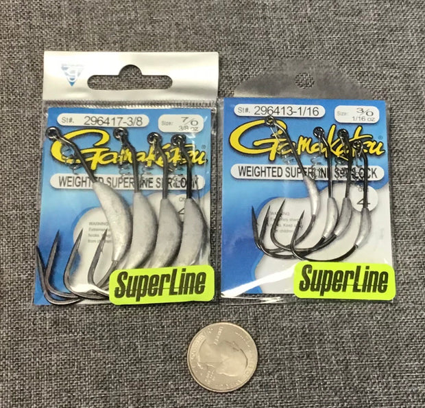 Gamakatsu Double Assist Hook 520 2 Pack
