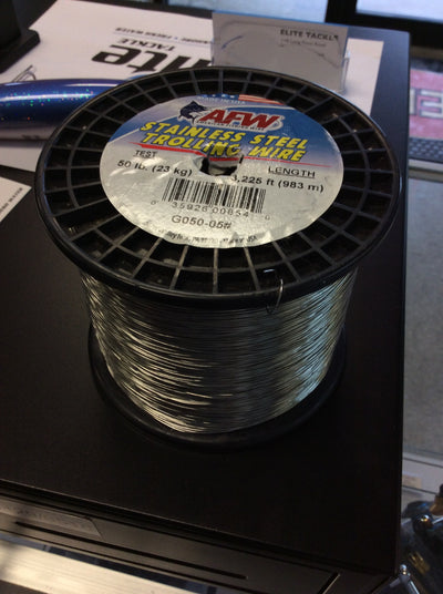 Stainless Steel Trolling Wire AFW 50#