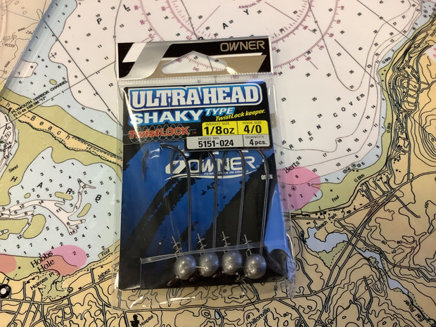 Owner Shaky Head jig head 5151