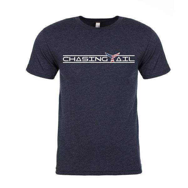 Chasing Tail Tri T-Shirt