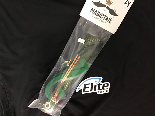 Magictail Bucktails Single Mojo Jigs
