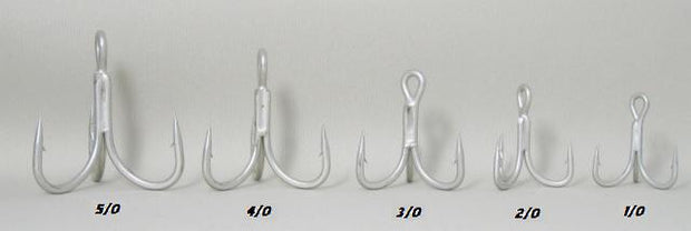 Owner ST-66 4x Stinger Treble Hooks