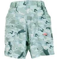 AFTCO TOFS Camo Shorts LONG - Fish & Tackle