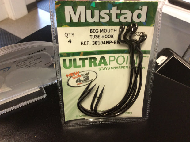 Mustad Big Mouth Tube Hook