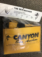 Canyon Sea Anchor SA-46
