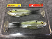 "Big Bite Baits BB Kicker 5.5"" Paddle Tail Shad"