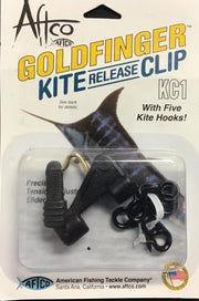 Aftco Goldfinger Kite Release Clip KC1