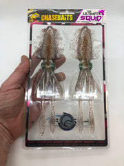 Chase Baits - The Ultimate Squid 200 (7.8in)