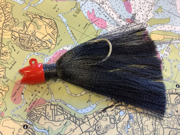 Kingston Tackle Co. Bucktail Jig