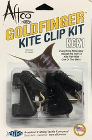 Aftco Goldfinger Kite Release Clip KCK1