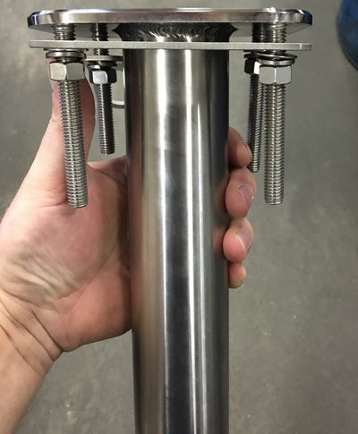 Heavy Duty Swivel Base Rod Holders