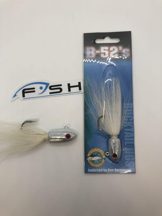 B52's Bucktail Jig - Fish & Tackle