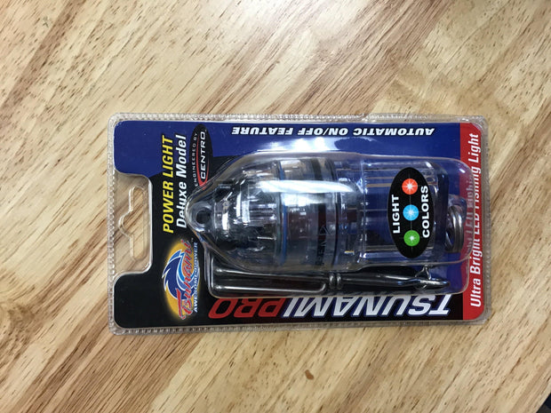 Tsunami Pro Power GREEN, BLUE, RED LED Fishing Light