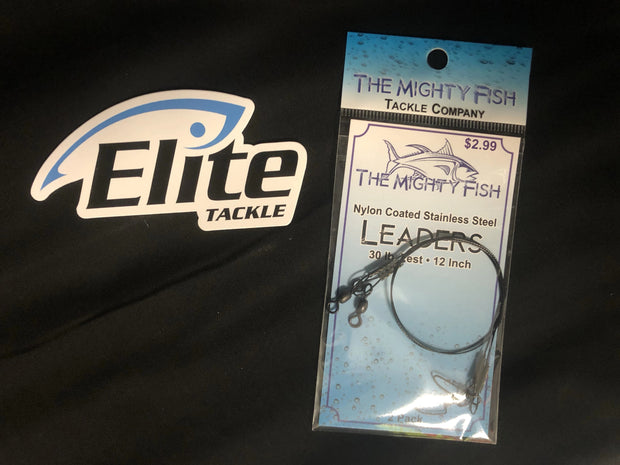 Mighty Fish Nylon Coated Wire Leader