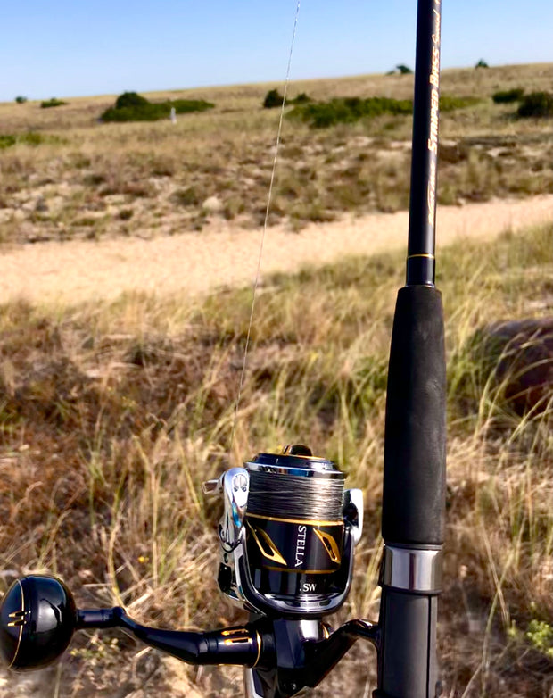 "Black Hole ""Striped Bass Special"" Surf Rod"