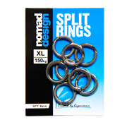 Nomad Design - Split Rings