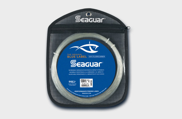 Seaguar Big Game Blue Label Fluorocarbon Leader - 30m Coil