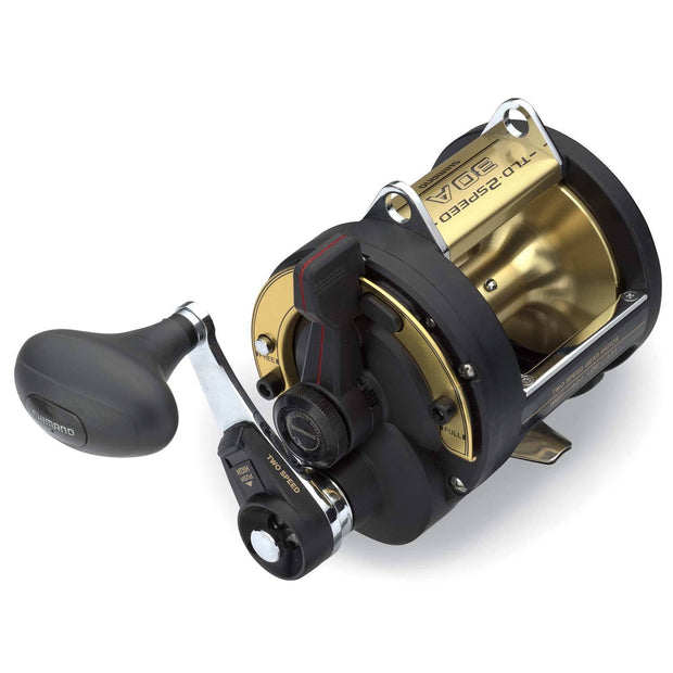 Shimano TLD-2 Speed Lever Drag Reels