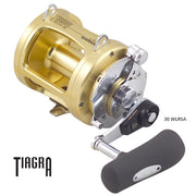Shimano Tiagra A Two Speed Lever Drag Reels