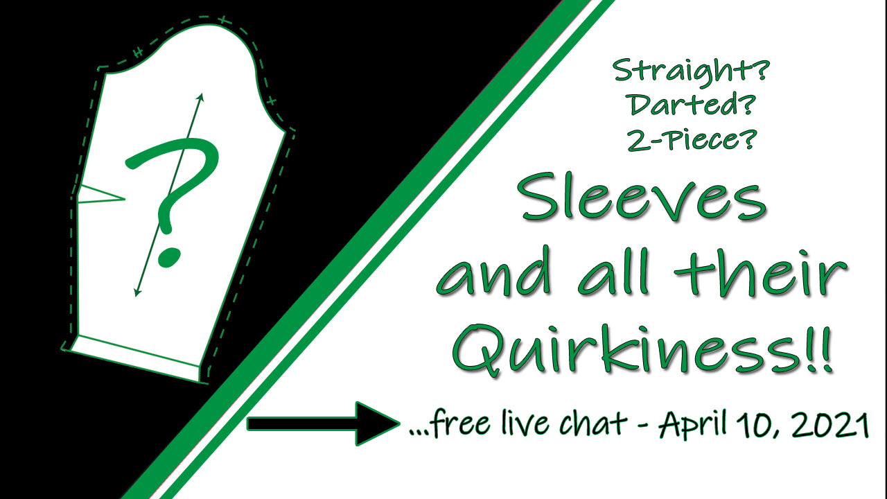 Free Live Chat - Sleeves & all their Quirkiness