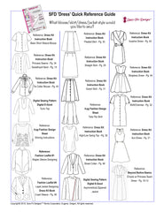 SFD Dress Kit Quick Reference Guide