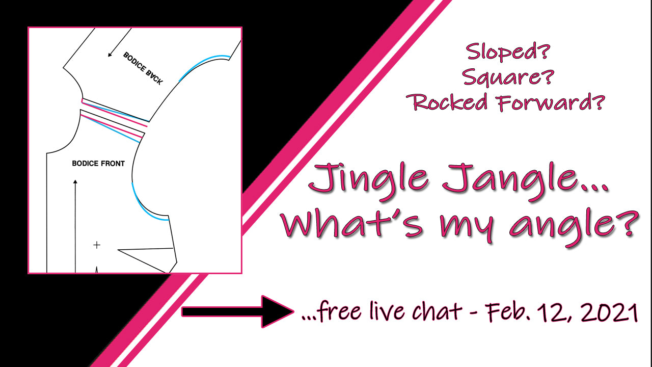 Jingle Jangle...What's my angle?