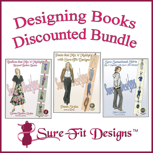 Designing Books - Discounted Combo