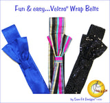 Wrap Belt with Velcro® Closure