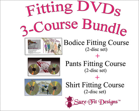 Fitting Commercial Patterns DVD