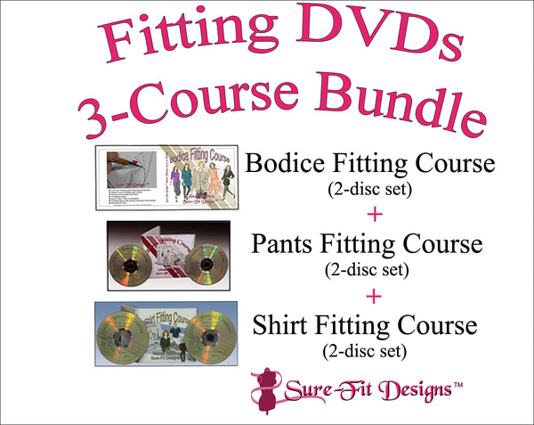 Fitting DVDs 3-Course Bundle