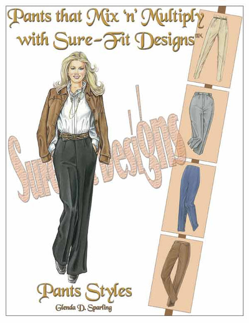 Pants that Mix 'n Mulitply - Designing Book