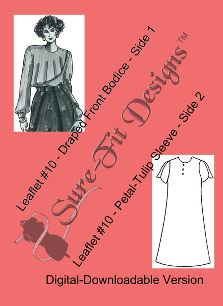 Fashion Leaflet #2 Divided Skirt/Culottes - Digital Version