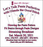 March 20 Pants Broadcast Registration (USA)