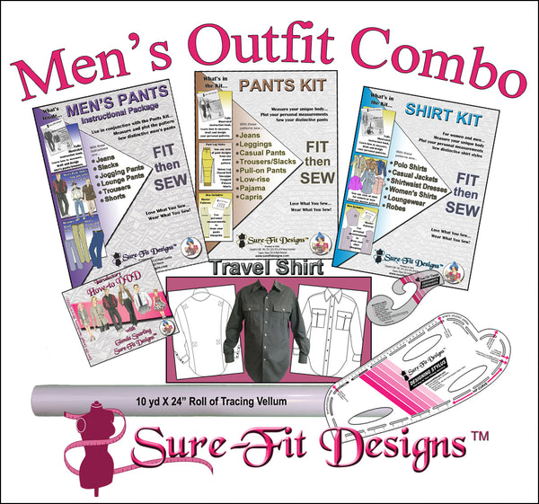 Men's Combo Options