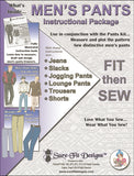 Men's Pants Instructional Package