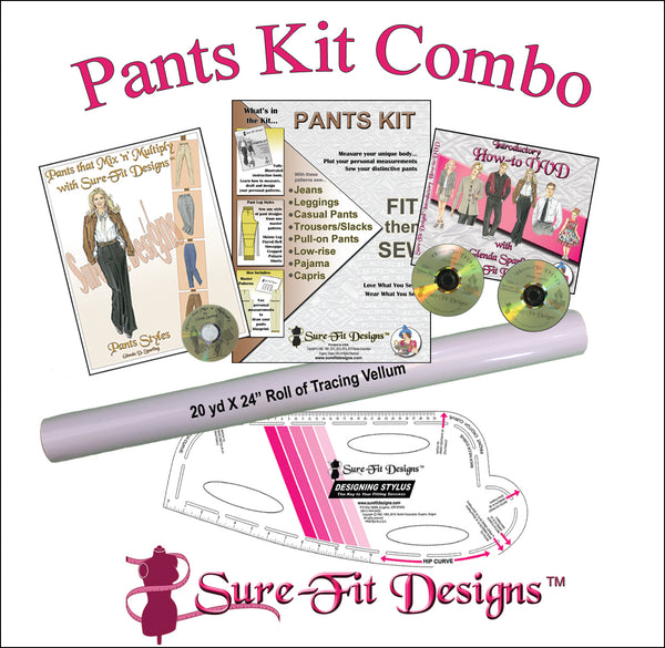 Pants Kit Sure Fit Designs